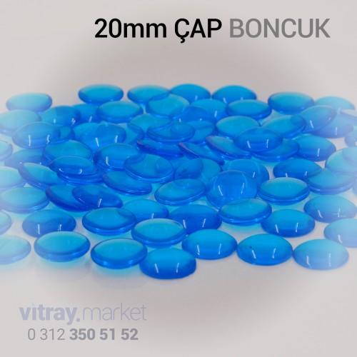 Damla Boncuk 34mm*14mm / ADET