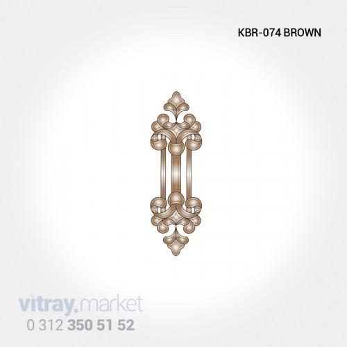 KBR-004 Brown Renkli...