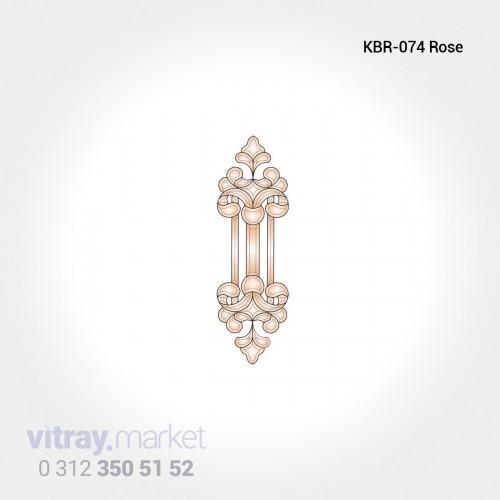 KBR-004 Rose Renkli Kristal...