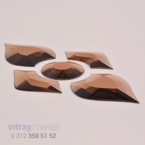 KBR-035 Brown Renkli...