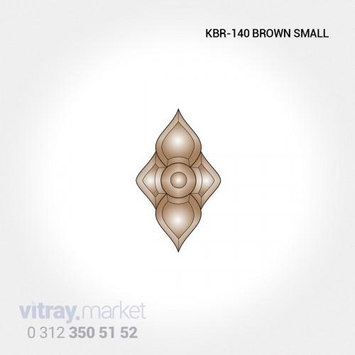 KBR-074 BROWN Renkli...