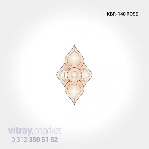 KBR-074 Rose Renkli Kristal...