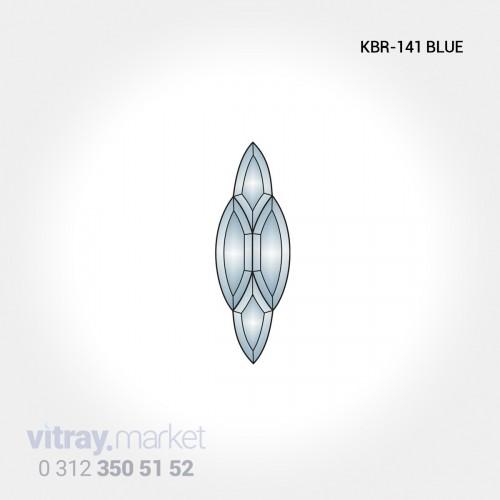 KBR-089 Rose Renkli Kristal...