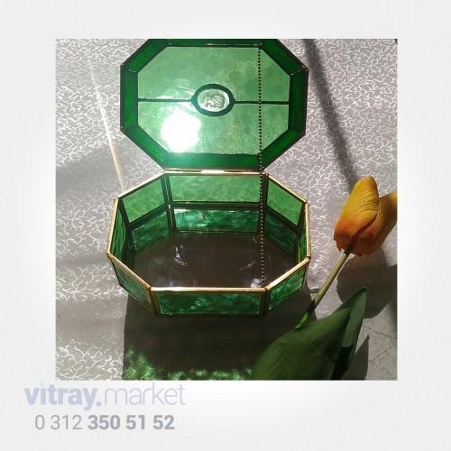 KB-S-10 Şeffaf Kristal 30,5...