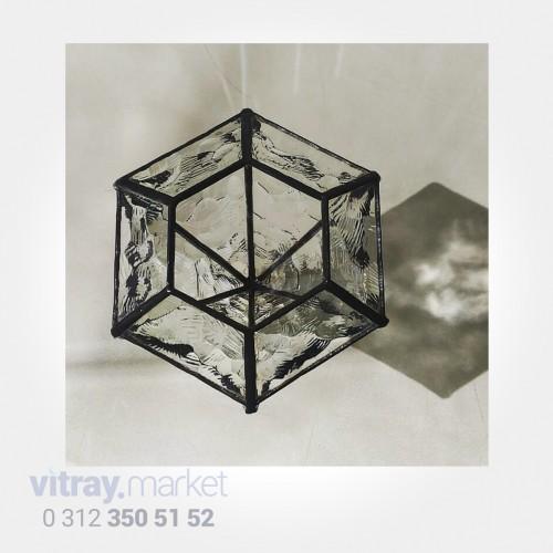 KB-114 Şeffaf Kristal 38,4...