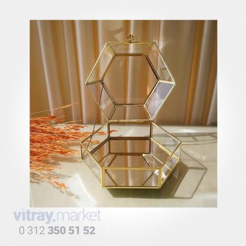 KB-079 Şeffaf Kristal 25,4...