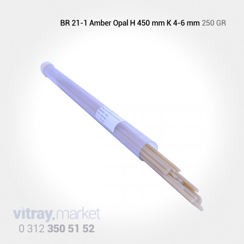 307 Beyaz Yarı Opal / M2