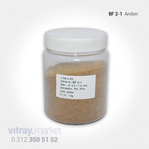 B 2-1 Amber / M2